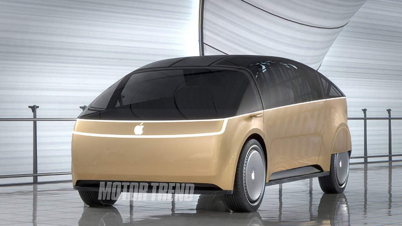 Apple loses third manager from 'Apple Car' in six months | AppleInsider