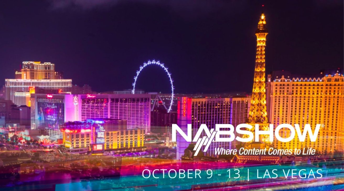Apple officially attending NAB for first time in a decade   AppleInsider