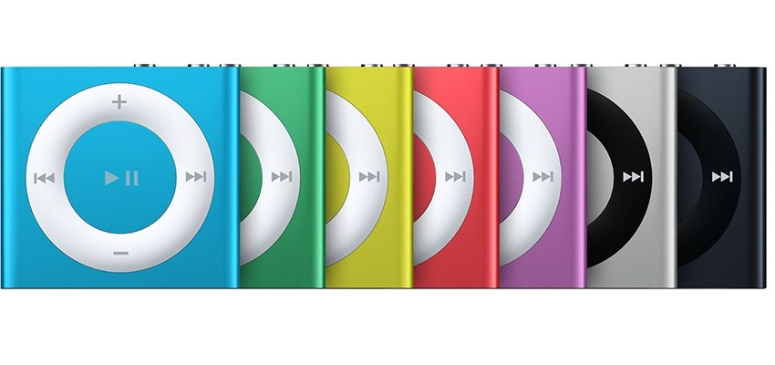 Apple Stops iPod Nano And iPod Shuffle, Reduces Price for iPod touch 128GB