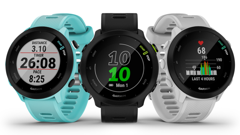 Garmin's latest Forerunner smartwatches feature LTE, two-week battery life