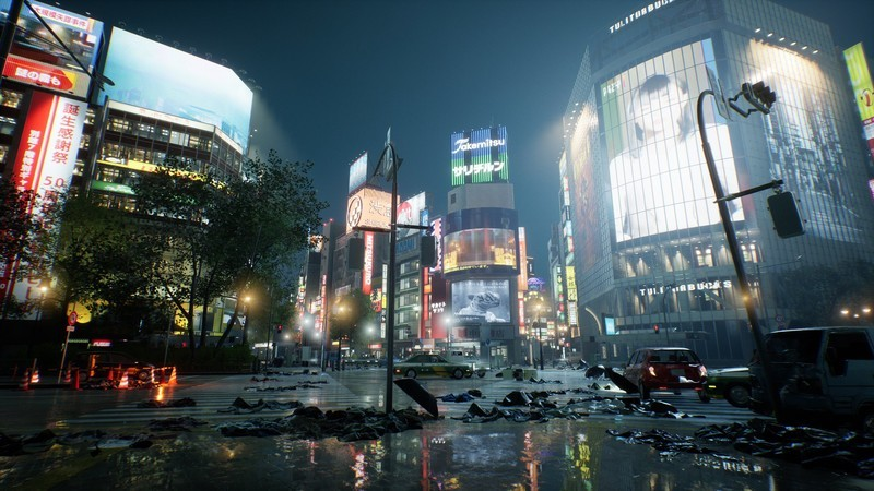 Here's everything we know (so far) about Ghostwire: Tokyo