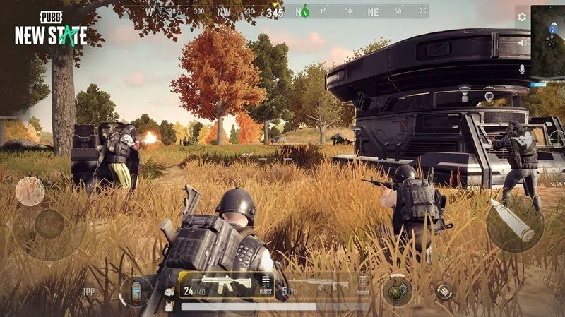 Here's what we know about the next alpha for PUBG: New State