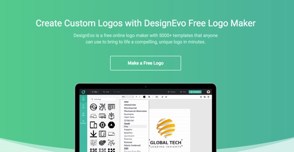 How to Create a Logo for Your Site and Business in 1 Minute