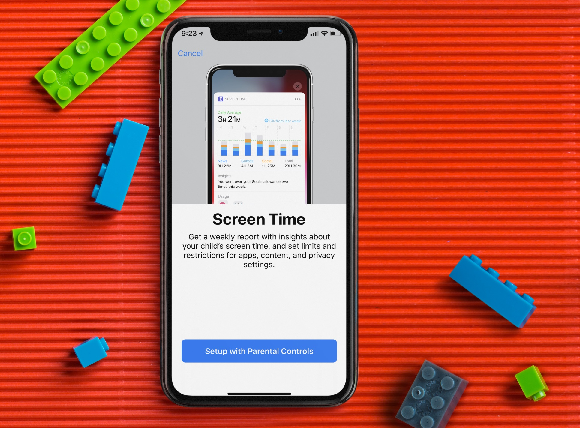 How To Reset Screen Time Password on iOS