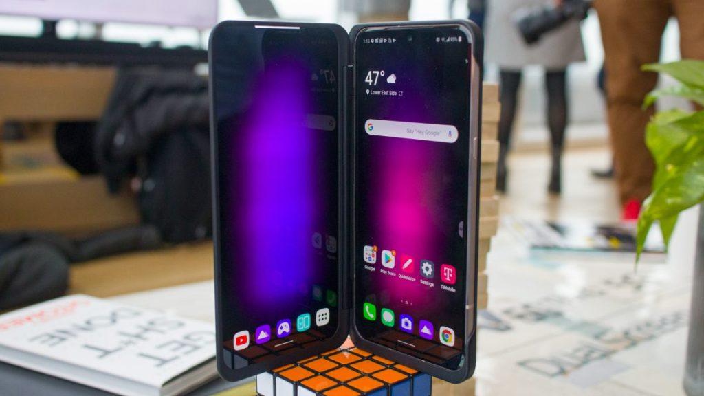 LG V60 ThinQ 5G with Snapdragon 865 SoC announced