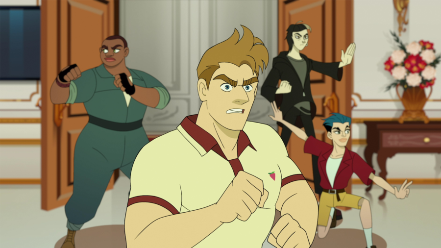 LGBTQ Adult-Animated Comedy 'Q-Force' Season 1 is Coming to Netflix in September 2021