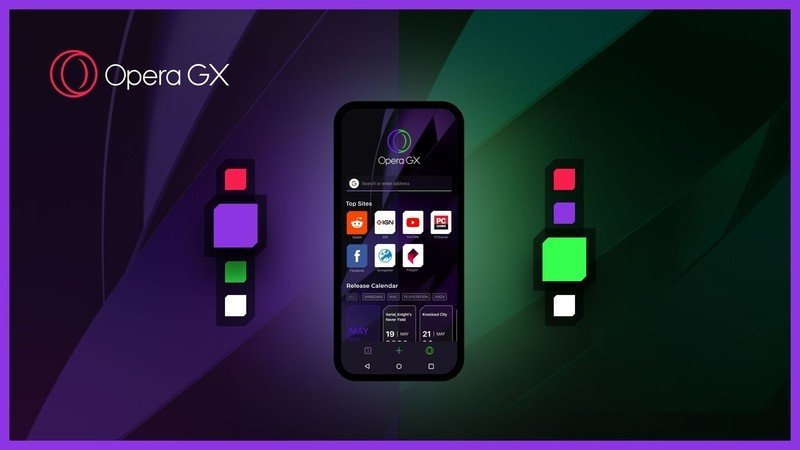 Opera GX Mobile is the first 'gaming-inspired' browser for Android
