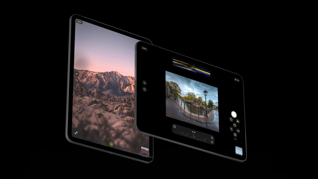 Popular iPhone photo app Halide comes to the iPad | AppleInsider