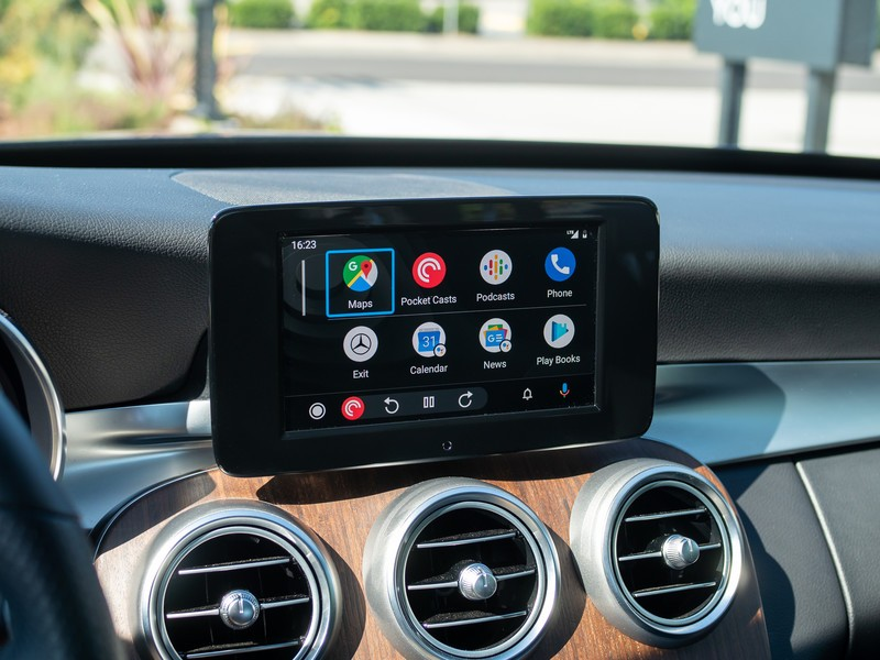 The latest Android Auto beta introduces new games for some reason