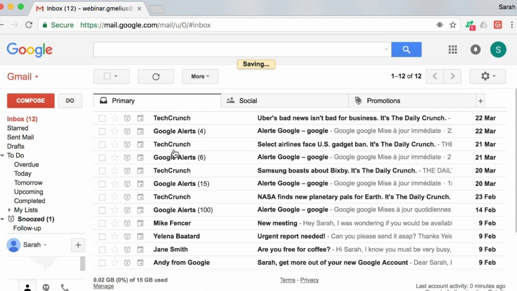 The New Gmail – Material Design and 5 New Features