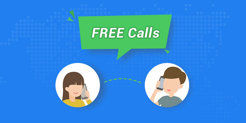 Top Rated Free Calling Apps without Internet