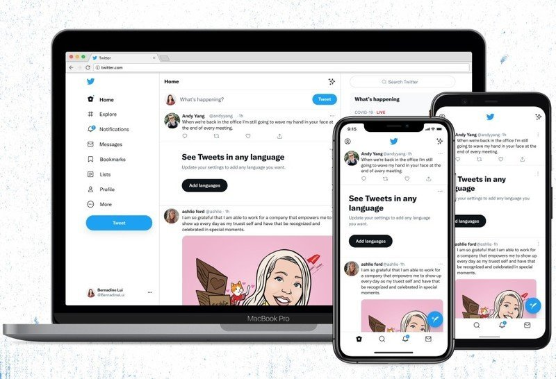 Twitter gets a fresh new look on Android, iOS, and the web